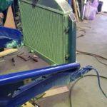 26 April radiator support 2